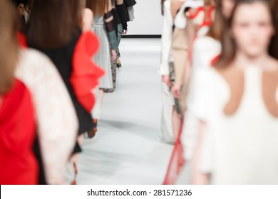 Fashion Show, Catwalk Runway Show Event