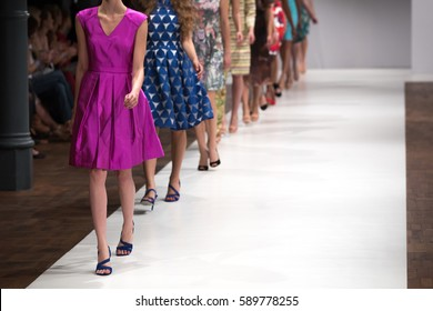 Fashion Show, Catwalk runway event