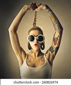 Fashion and tattoos