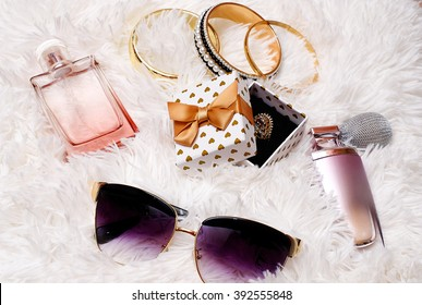 Fashionable accessories on pleasant soft mterial
