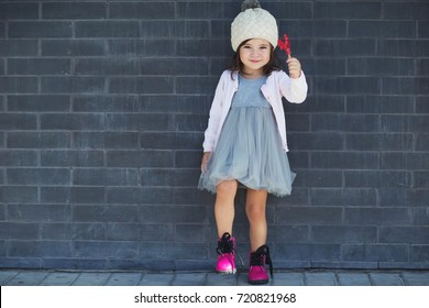 Fashionable child