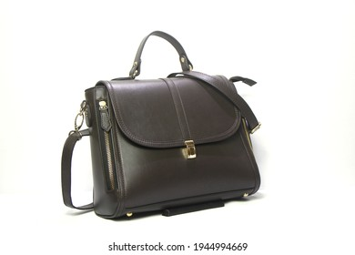 fashionable leather bags ang lades bag