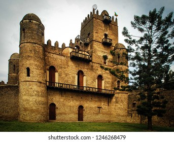 Fasilidas Castle, Gondar, Ethiopia