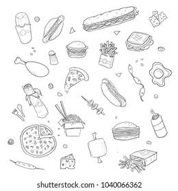 Fast Foods wallpaper