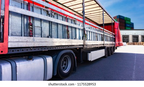 Freight Liner Truck Images, Stock Photos & Vectors | Shutterstock