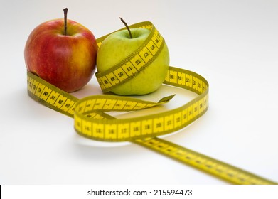 fasting with apples