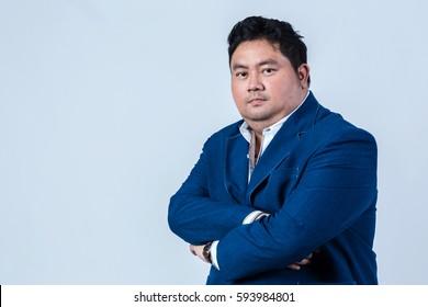 Chubby Business Dress