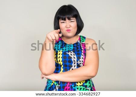 Asian girl fat