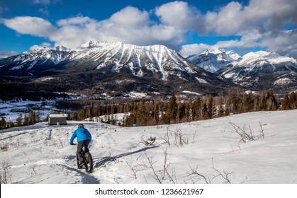 Fat Biking Winter Biking