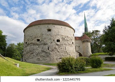 The Fat Margaret cannon tower, Tallinn, Estonia