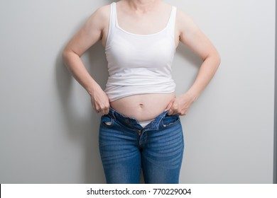 Fat Belly Images, Stock Photos & Vectors | Shutterstock