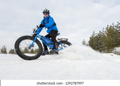 Fat tire bike.