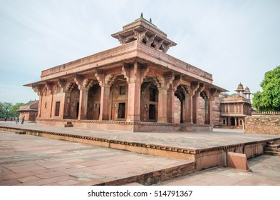 Fatehpur Sikri, a city in the Agra District of Uttar Pradesh, India