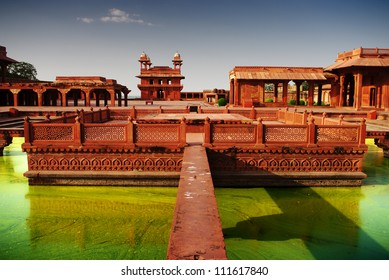 Fatehpur Sikri, the old city of Maharajahs