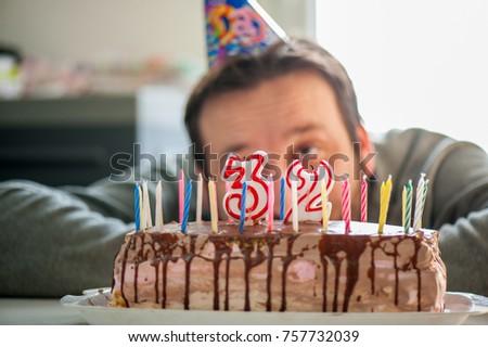 Father Birthday Cake Stock Photo Edit Now 757732039 Shutterstock