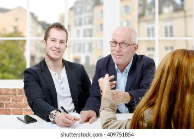 a father buy an apartment for his son