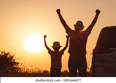 Dad Son Images, Stock Photos & Vectors | Shutterstock