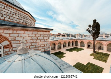 Fatih Mosque and Madrasah, Fatih, Istanbul, Turkey