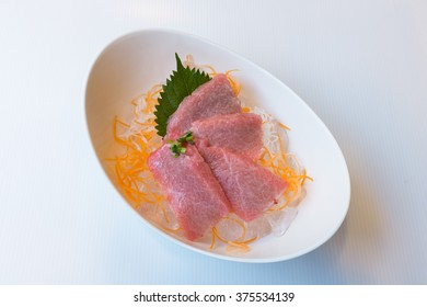 Fatty Tuna raw