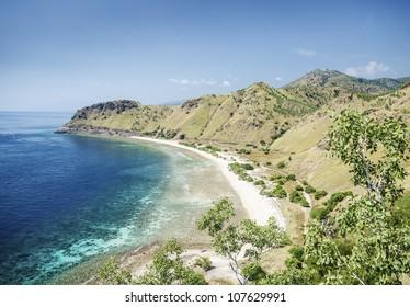 fatucama beach near dili east timor, timor leste