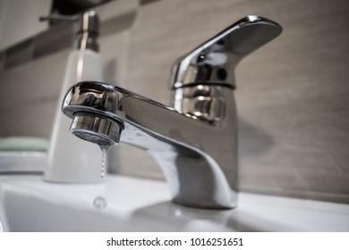 faucet or tap