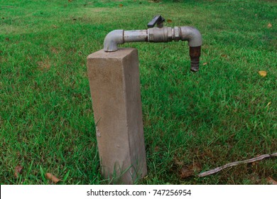 Faucets In the park