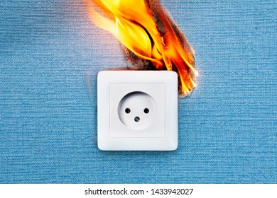 Faulty electrical wiring fire leads to majority of fire. Loose contacts of electric outlets is a common catalyst of electrical fires.