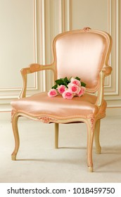 Fauteuil Armchair Rose