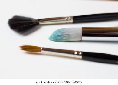 Favorite watercolor brushes