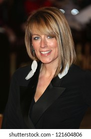 Fay Ripley arriving at the World Premiere of 'Les Miserables' held at the Odeon & Empire Leicester Square, London. 05/12/2012 Picture by: Henry Harris