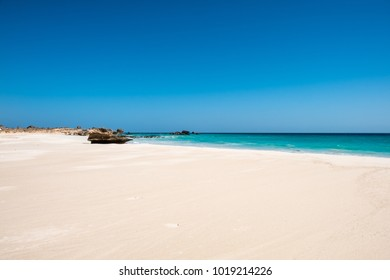 Fazayah Beach ( or sometimes spelled Fizayah) near Salalah, Dhofar - Sultanate of Oman