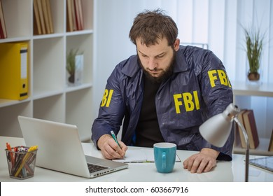 FBI working hard