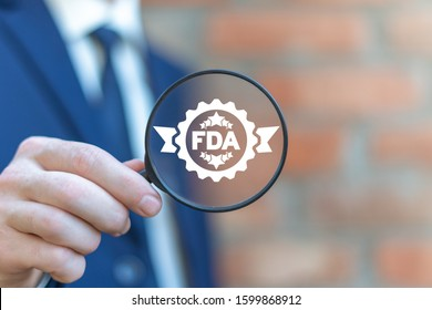 FDA Food and Drug Administration Health Product Standard Control System.
