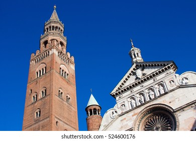Feast of nougat old town cremona Italy