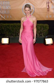 Feb 06, 2005: Los Angeles, CA: TERI POLO at the 11th Annual Screen Actors Guild Awards at the Shrine Auditorium.