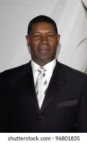 Feb 19, 2005: Los Angeles, CA:  DENNIS HAYSBERT at the Writers Guild Awards in Hollywood.
