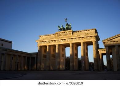 Feb 8, 2015, The Brandenburg Gate (German: Brandenburger Tor)