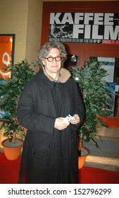 "FEBRUARY 12, 2006 - BERLIN: Wim Wenders at the premiere of the film ""Leonard Cohen - I am Your Man"" at the Berlinale film festival 2006, Berlin."
