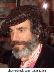 "FEBRUARY 15, 2005 - BERLIN: Daniel Day-Lewis at the premiere of the film ""The Ballad of Jack and Rose"" at the Berlinale film festival, Zoopalast, Berlin."