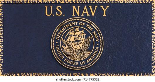 United States Navy Logo Stock Photos, Images & Photography