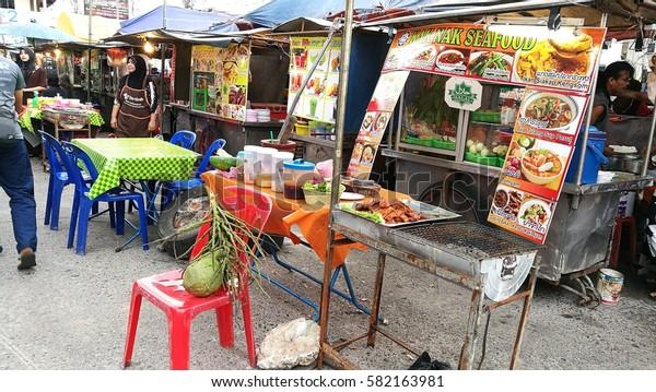 February 18th 2017 Dannok Thailand Local Stock Photo (Edit