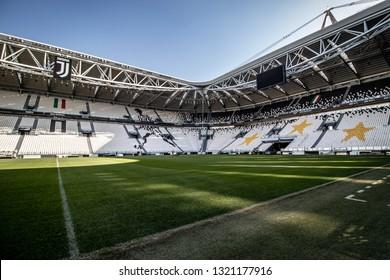 Allianz Stadium Turin Images Stock Photos Vectors Shutterstock