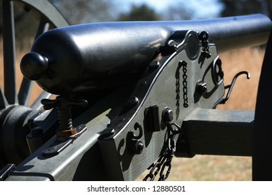 Federal Cannon at Stones river Battlefield