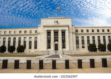 Federal Reserve Building, Washington DC, USA