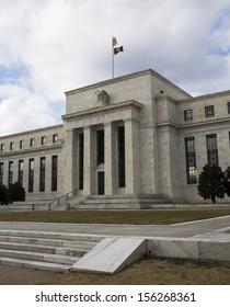 Federal Reserve Building, Washington, DC