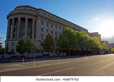 Federal Trade Commission Building is located in Washington D.C., USA. It is the headquarters for Federal Trade Commission. The architect of the building was Edward H. Bennett and was built in 1938.