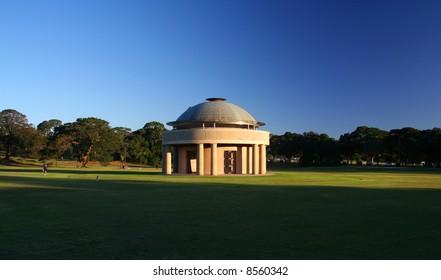 Federation Pavillion in Centennial Park, Sydney, Australia