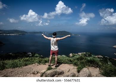 Feel the freedom / Hong Kong hike