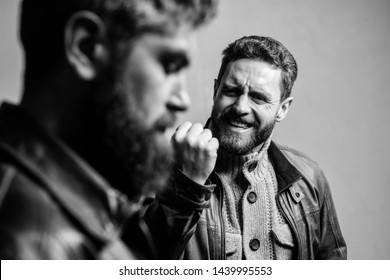 Feel guilty. Fail and misunderstanding. Men failed deal argue. Failure and disappointment. Disappointed partner argue. Showdown concept. Conflict and confrontation. Man argue while guy feel sorry.