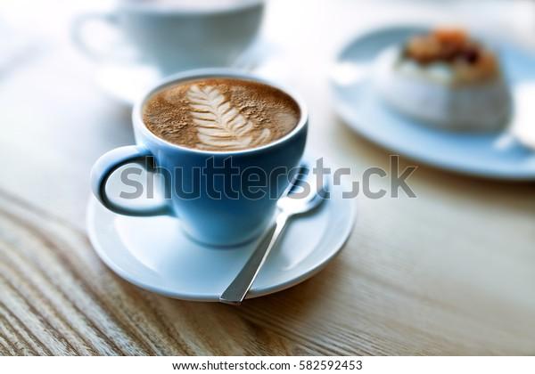 I feel like coffee, let's take a coffee break